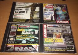CU Amiga CDs