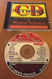 Weird Science Network CD & Multimedia Toolkit CD