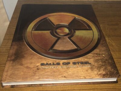 Balls of Steel - Limited Edition Guide