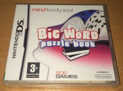Big Word Puzzle Book
