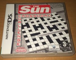 The Sun - Crossword Challenge