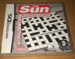 The Sun - Crossword Challenge
