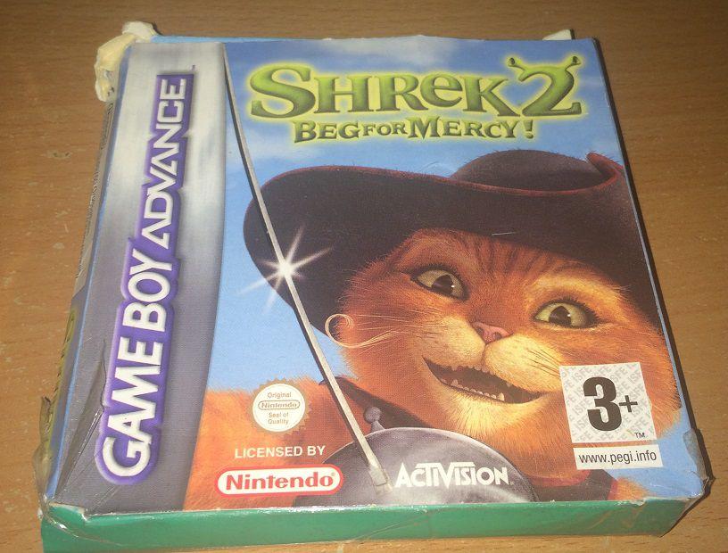 Shrek 2 - Beg For Mercy!