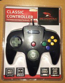 Retrospex Classic Controller - N64 Style