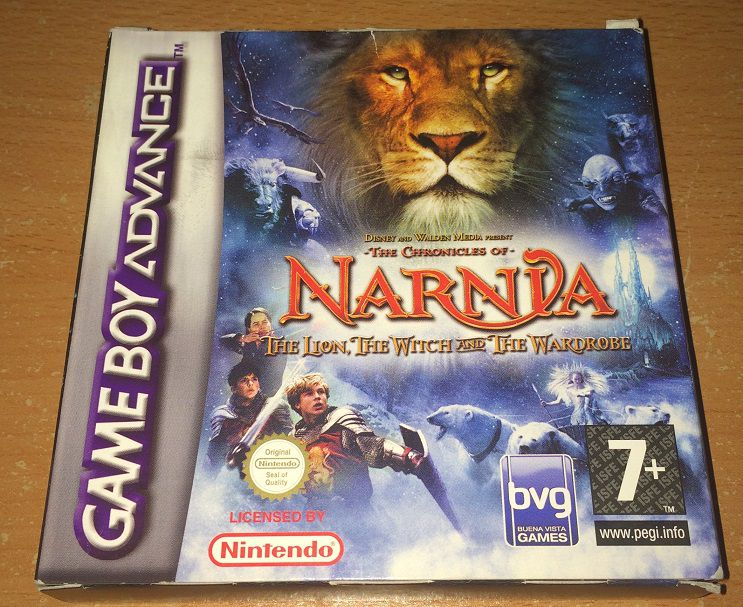 The Chronicls of Narnia - The Lion, The Witch and the Wardrobe