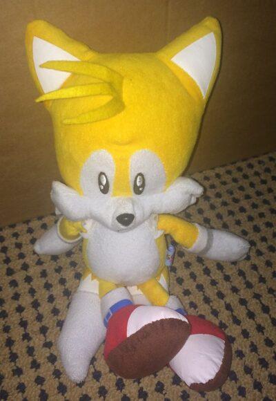 Tails the Fox Plush