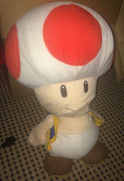 Toad Plush - Large