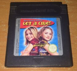 Mary-Kate and Ashley - Get a Clue!