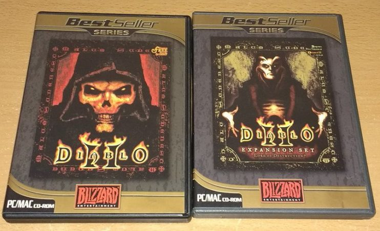 Diablo II and Lords Of Destruction