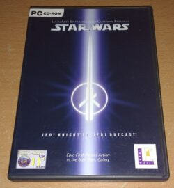 Star Wars - Jedi Knight II - Jedi Outcast