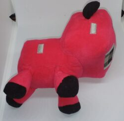 Minecraft Mooshroom Plush