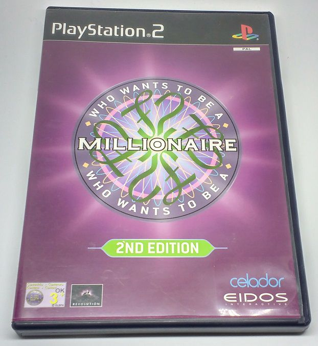 Buy Who Wants To Be A Millionaire? 2nd Edition (UK