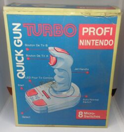 Quick Gun Turbo NES Joystick