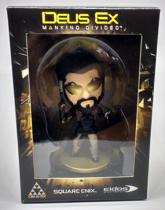 Deus Ex Figurine