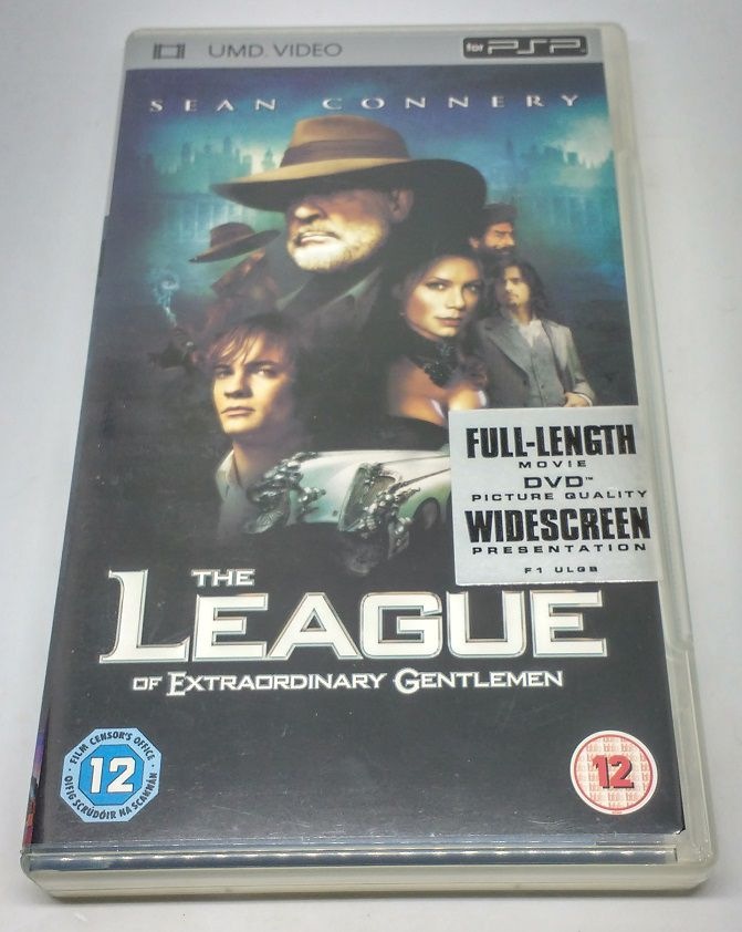League Of Extraordinary Gentlemen, The