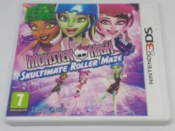 Monster High - Skultimate Roller Maze