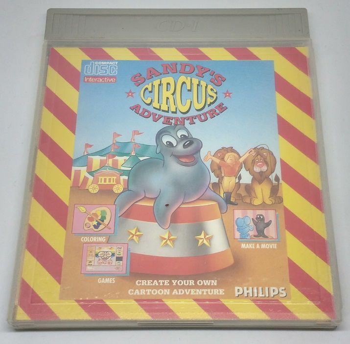 Sandy's Circus Adventure
