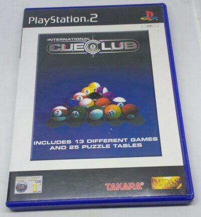 International Cue Club
