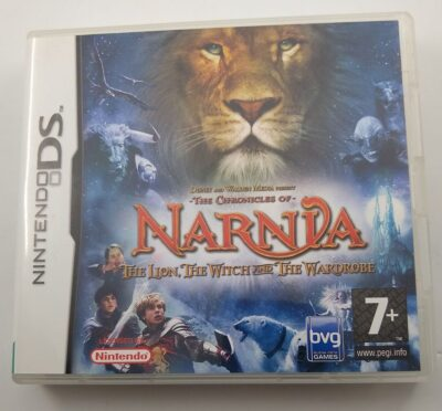 EMPTY BOX - Chronicles Of Narnia, The - The Lion, The Witch And The Wardrobe