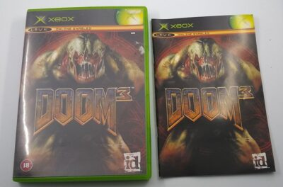 EMPTY BOX - Doom 3