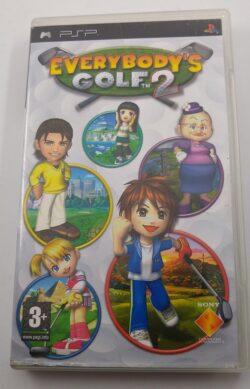 EMPTY BOX - Everybody's Golf 2