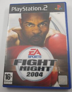 EMPTY BOX - EA Sports Fight Night 2004