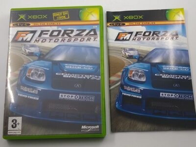 EMPTY BOX - Forza Motorsport