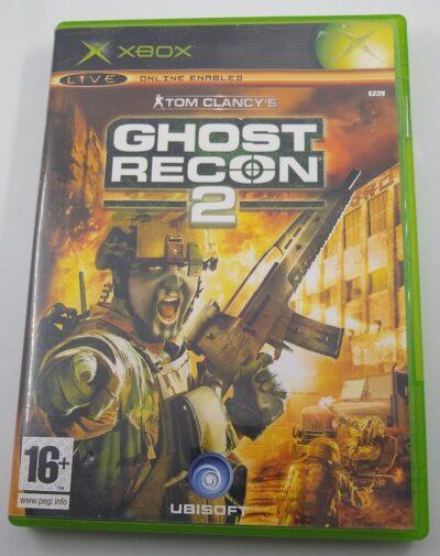 EMPTY BOX - Ghost Recon 2
