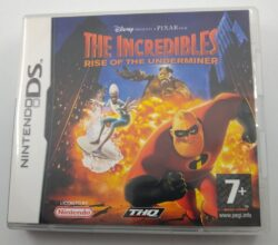 EMPTY BOX - Incredibles, The - Rise Of The Underminer