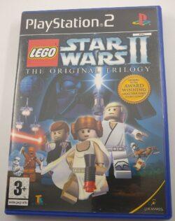 EMPTY BOX - Lego Star Wars II - The Original Trilogy