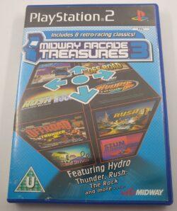 EMPTY BOX - Midway Arcade Treasures 3