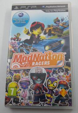 EMPTY BOX - ModNation Racers