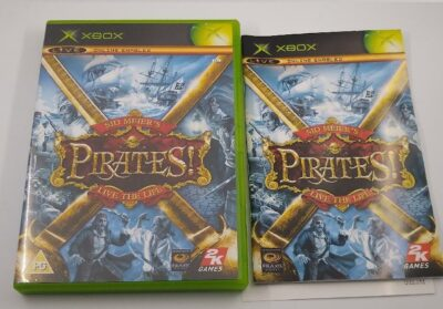 EMPTY BOX - Sid Meier's Pirates!