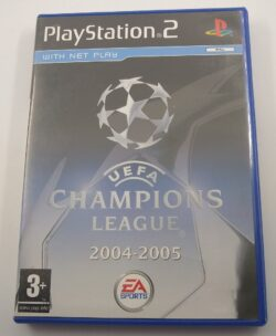 EMPTY BOX - UEFA Champions League 2004-2005
