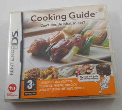 Cooking Guide - Can't Decide What To Eat?