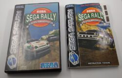 EMPTY BOX - Sega Rally Championship