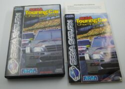 EMPTY BOX - Sega Touring Car Championship