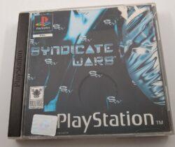 EMPTY BOX - Syndicate Wars