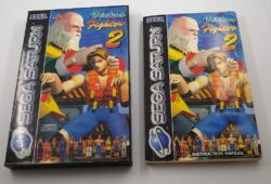 EMPTY BOX - Virtua Fighter 2