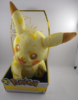 Pikachu 20th Anniversary Plush