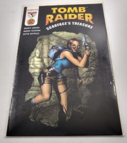 Tomb Raider - Scarface's Treasure Comic - Limited Edition