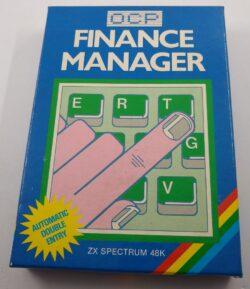 OCP Finance Manager
