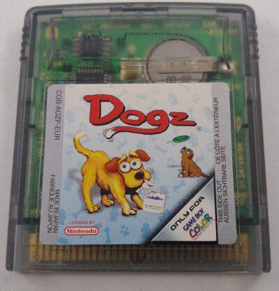 Dogz - DEAD BATTERY