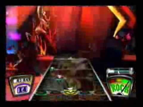 Guitar Hero - Spanish Castle Magic