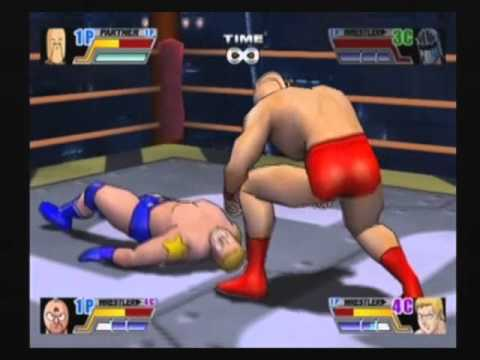 Ultimate Muscle - Nintendo Gamecube