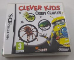 Clever Kids - Creepy Crawlies