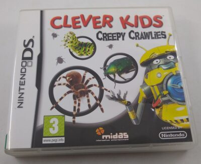 Clever Kids - Creepy Crawlies