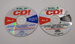 Amiga CD! Magazine Coverdiscs