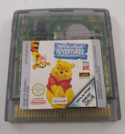 Winnie The Pooh - Adventures In The 100 Acre Wood