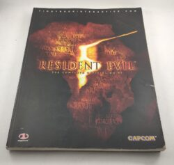 Resident Evil 5 - The Complete Official Guide